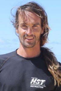 Christian Barcellos, kitesurfing lesson instructor