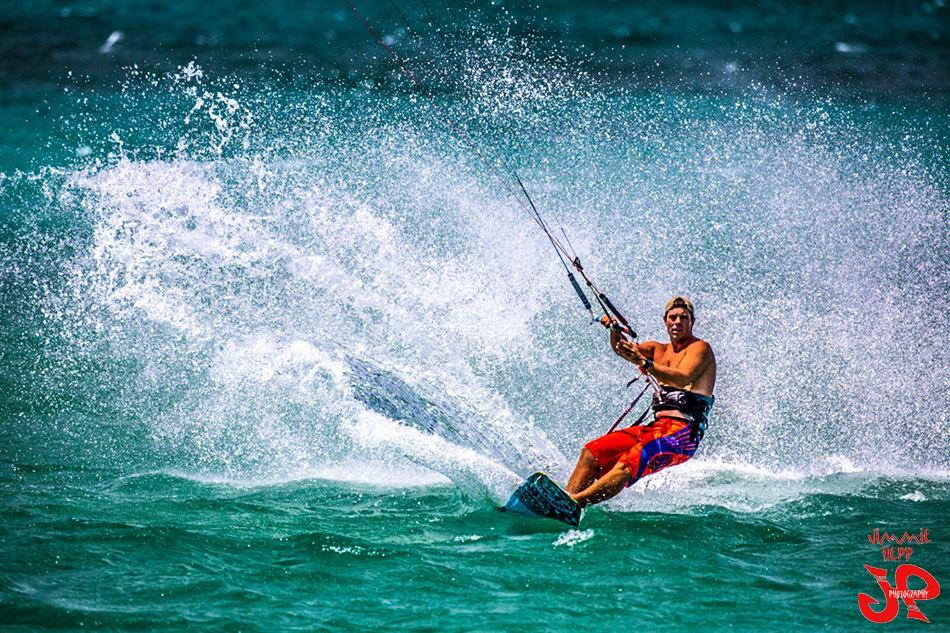 Senior Kitesurfing Instructor Trainer, Nick Moran