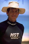 Alan Cadiz, HST's founder