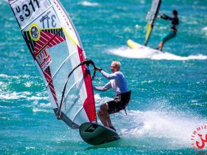Maui windsurfing lessons with HST